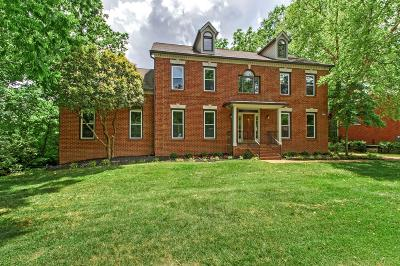 Brentwood Single Family Home Under Contract - Showing: 5529 Cottonport Dr