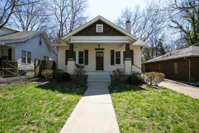 Inglewood Single Family Home Active Under Contract: 1122 McChesney Ave