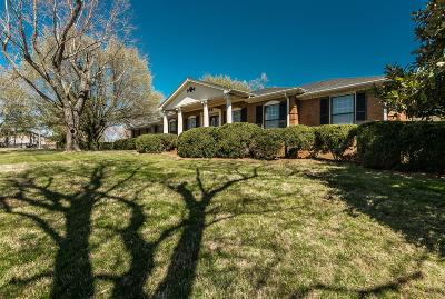 Lebanon Single Family Home Under Contract - Showing: 1845 Highway 109 N