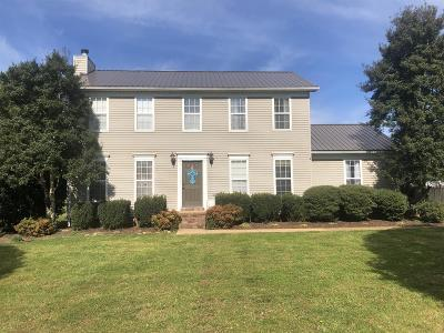 Lawrenceburg Single Family Home Under Contract - Showing: 1140 Austin Cir