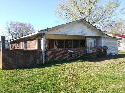 Lawrenceburg Single Family Home Under Contract - Not Showing: 315 May St
