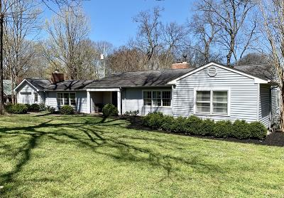 Nashville Single Family Home Under Contract - Showing: 724 Elysian Fields Rd