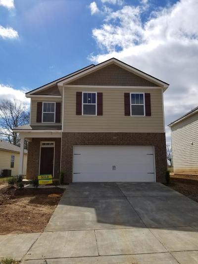 Lebanon Single Family Home Active Under Contract: 7035 Berkswell Drive, Lot 81