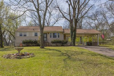Madison Single Family Home Active Under Contract: 313 Archwood Dr