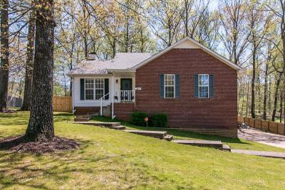 Woodlawn Single Family Home Active Under Contract: 3494 Hunters Rdg