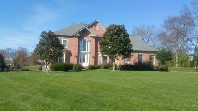 Brentwood  Single Family Home Under Contract - Not Showing: 9054 Land Grant Pl