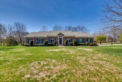 Brentwood Single Family Home Under Contract - Not Showing: 9301 Century Oak Ct