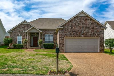 Spring Hill  Single Family Home Under Contract - Showing: 2014 Patrick Way