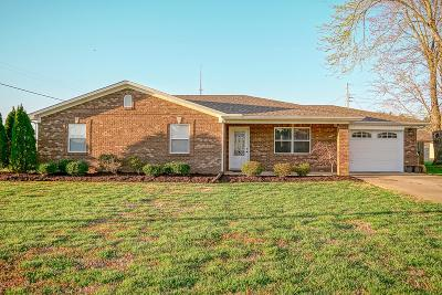 Lawrenceburg Single Family Home Under Contract - Not Showing: 400 8th St