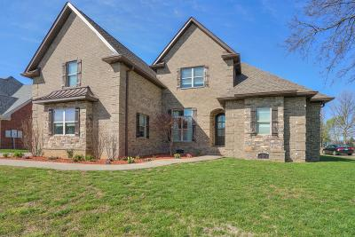 Single Family Home For Sale: 1911 Splash Place