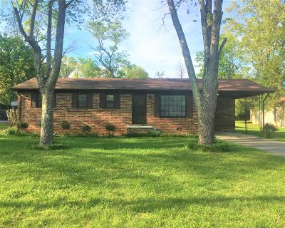 Cookeville Single Family Home For Sale: 20 Battlefield Rd