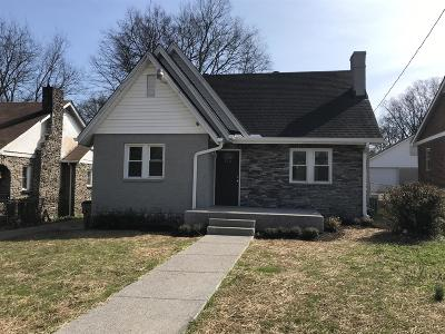 Madison Single Family Home Under Contract - Showing: 136 Harrington Ave