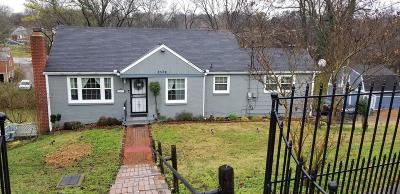 Nashville Single Family Home Under Contract - Showing: 2508 Solon Dr