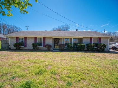 Hermitage Single Family Home Under Contract - Showing: 501 Raleigh Dr