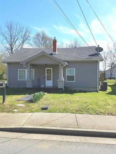 Murfreesboro Multi Family Home For Sale: 118 Lokey Ave