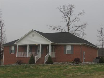 Lawrenceburg Single Family Home Under Contract - Showing: 16 W Chestnut Ln
