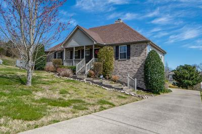 Spring Hill Single Family Home For Sale: 2410 Audelia Way