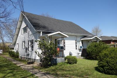 Lebanon Multi Family Home For Sale: 315 E Forrest Ave