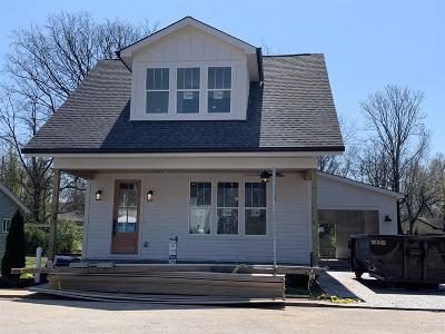 Franklin Single Family Home For Sale: 245 Strahl St