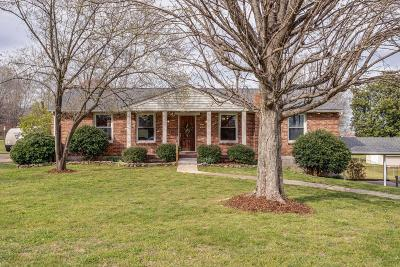 Columbia  Single Family Home For Sale: 416 Hilltop Dr