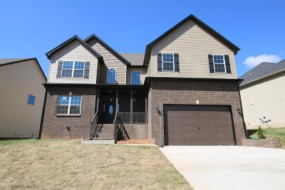 Clarksville Single Family Home Under Contract - Showing: 739 Fields Of Northmeade