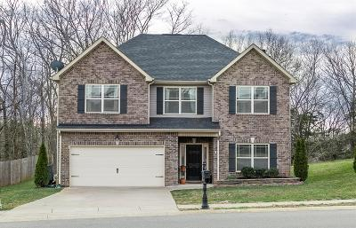 Clarksville Single Family Home For Sale: 2087 Bandera Dr