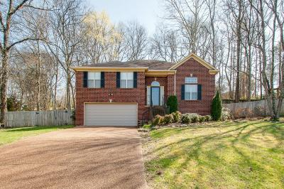 Hermitage Single Family Home Under Contract - Showing: 1417 Whitetail Ct