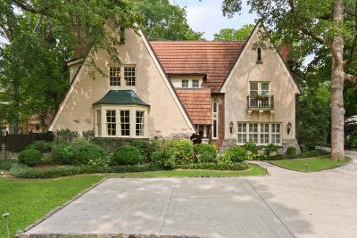 Belle Meade Single Family Home For Sale: 206 Deer Park Dr