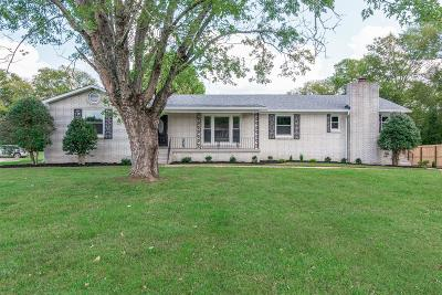 Madison Single Family Home For Sale: 413 Farris Ave