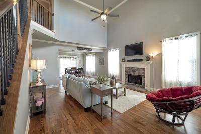Spring Hill Single Family Home For Sale: 7019 Salmon Run