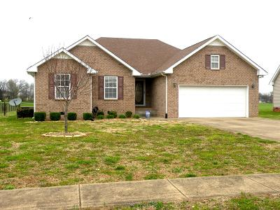 Single Family Home Under Contract - Showing: 205 Abbigael Dr