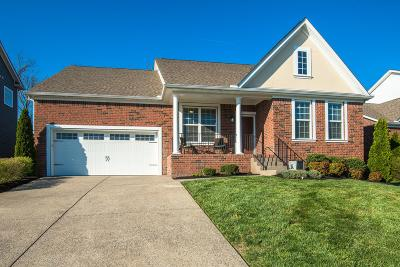 Nolensville Single Family Home Under Contract - Not Showing: 1413 Jersey Farm Rd