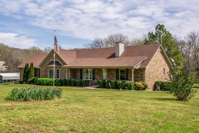 Columbia  Single Family Home For Sale: 801 Running Deer Dr