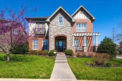 Franklin Single Family Home Under Contract - Showing: 532 Pennystone Drive