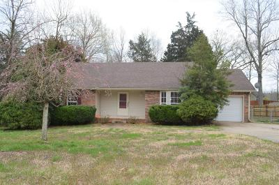 Woodlawn Single Family Home Under Contract - Not Showing: 3325 Backridge Rd