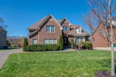 Spring Hill Single Family Home Under Contract - Not Showing: 3200 Appian Way
