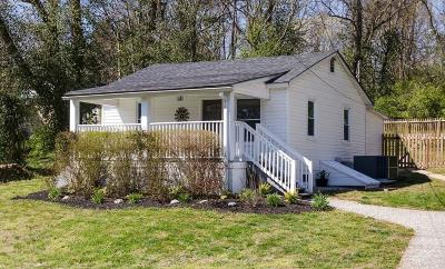 Franklin Single Family Home Under Contract - Showing: 129 Thompson Aly