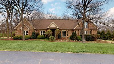 Nashville Single Family Home For Sale: 758 Peach Orchard Dr.