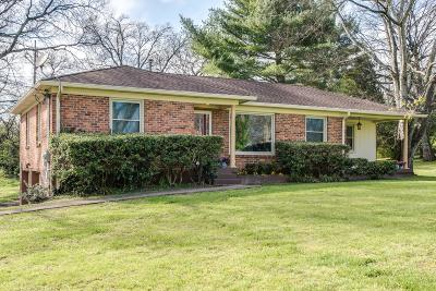 Madison Single Family Home Under Contract - Showing: 204 Walker Ter
