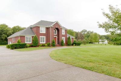 Murfreesboro Single Family Home Under Contract - Not Showing: 4775 Bass Rd