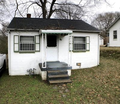Nashville Single Family Home Under Contract - Not Showing: 887 Douglas Ave