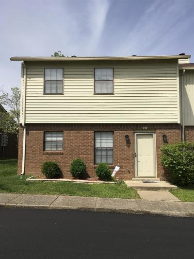 Madison Condo/Townhouse Under Contract - Not Showing: 613 Colony Trace Dr