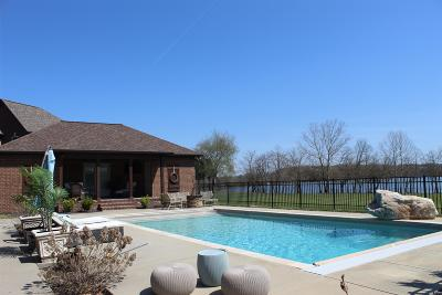 Wilson County Single Family Home Under Contract - Showing: 408 Avalon Isle