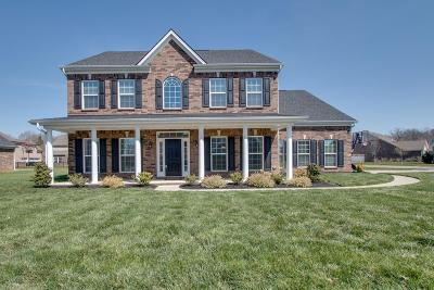 Single Family Home For Sale: 1019 Breezing Ct