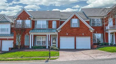 Franklin TN Single Family Home Active Under Contract: $420,000