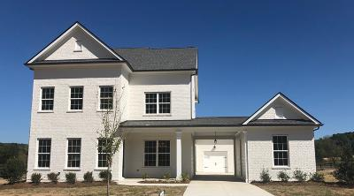 College Grove Single Family Home For Sale: 7020 Vineyard Valley Drive