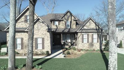 Thompsons Station  Single Family Home For Sale: 2697 Sporting Hill Bridge Rd