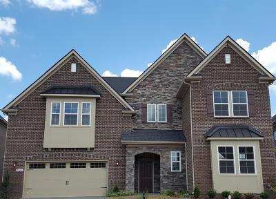 Mount Juliet Single Family Home For Sale: 10 Pisano Street Lot