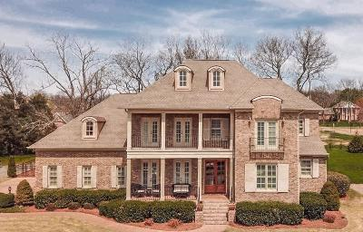 Hendersonville Single Family Home Under Contract - Showing: 1048 Gadwall Cir