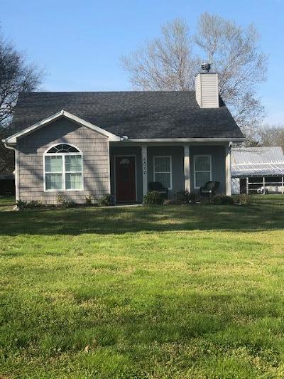 College Grove Rental Under Contract - Not Showing: 6612 New Town Road